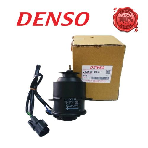 Denso Original : 100% Genuine Denso Radiator Motor for Proton Wira Auto