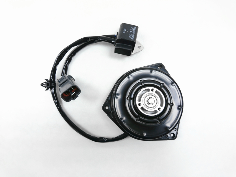 Denso Original : 100% Genuine Denso Fan Motor for Honda CRV'03 Keihin W/Fuse